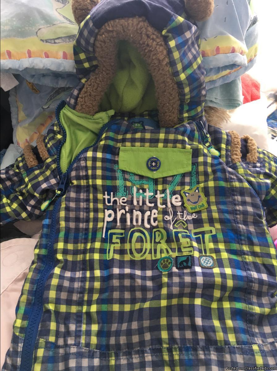 Habit de neige pour bébé 0-12 mois/ Winter suit for a baby