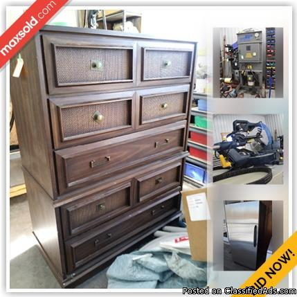 Parham Moving Online Auction