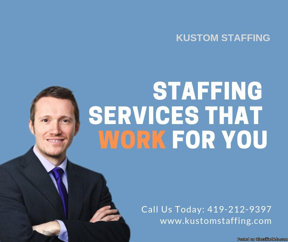 the agency staffing