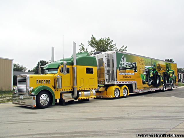 Class A CDL Truck Driver Ohio Salary Shorthaul