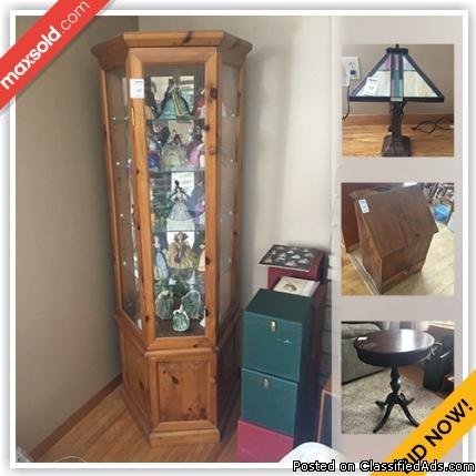 Keswick Moving Online Auction