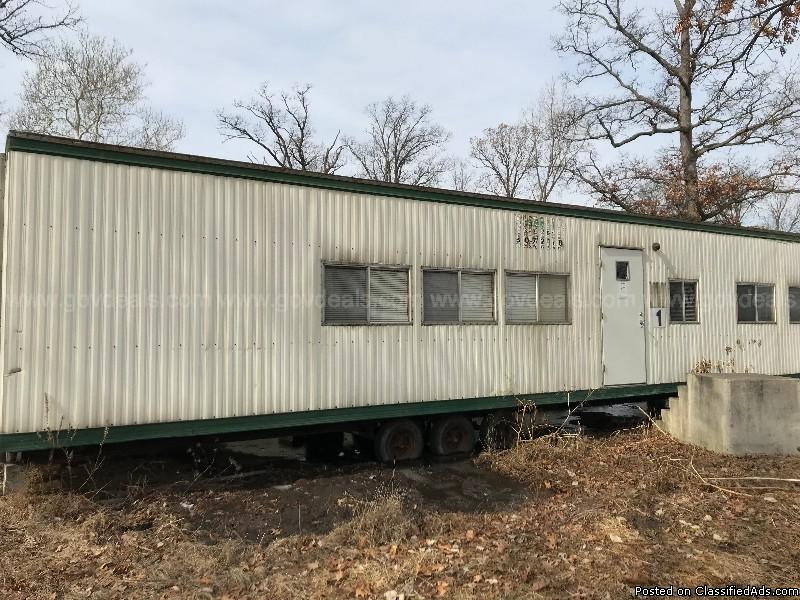 Mobile Office Trailer (USED)