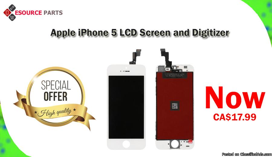 Apple iPhone 5S LCD Screen Replacement