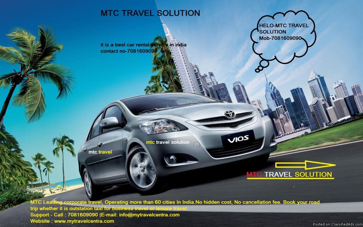 Cab Booking Service Bangalore