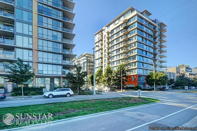 False Creek Furnished 2 Bed Condo w/ Balcony & View @