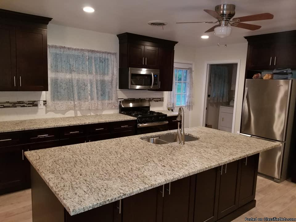 Granite Marble countertops cobblestone