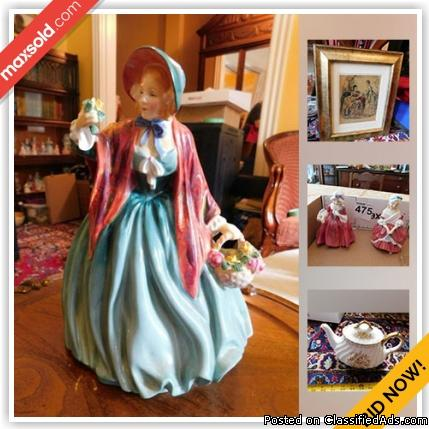 Hamilton Downsizing Online Auction