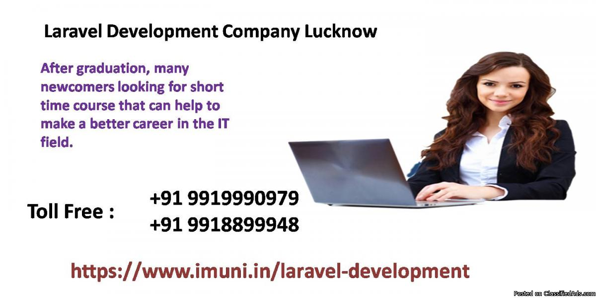Laravel Website Development Company Provide Cost Effective