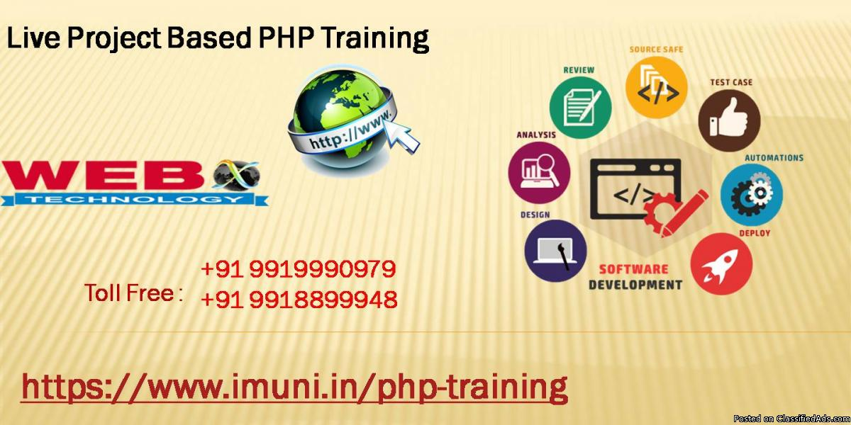 Live Project Based PHP Training| Grab Complete Knowledge