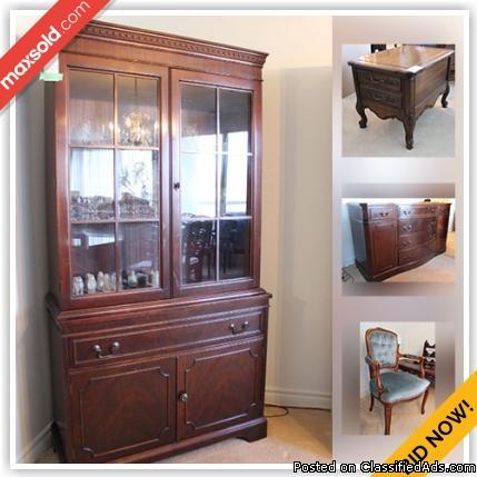 London Downsizing Online Auction