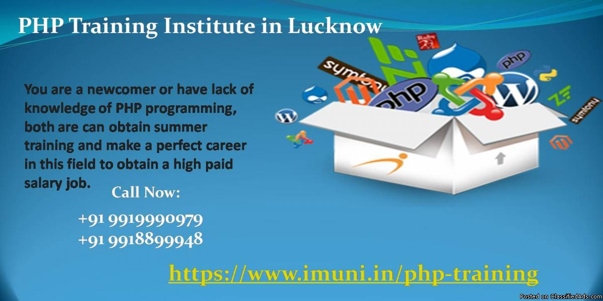 Obtain Experience In PHP Programming  PHP Training Institute