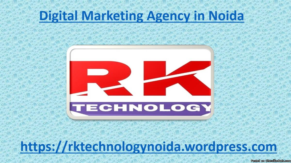 R.K Technology Noida is one of the leading Digital marketing