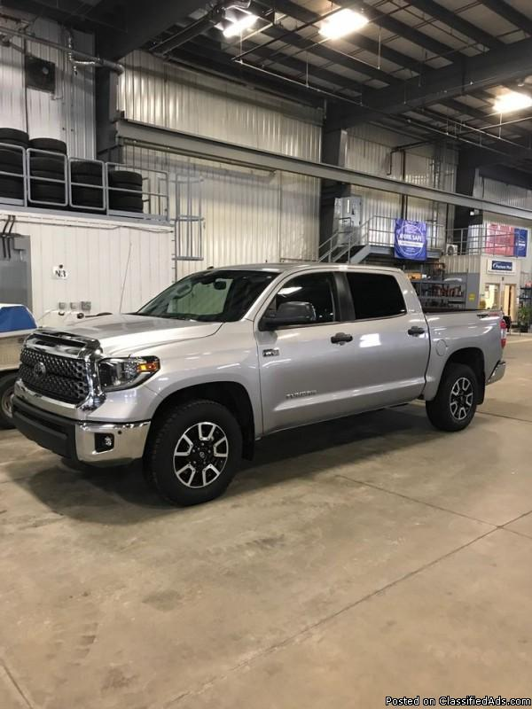 Toyota Tundra TRD Crewmax Truck For Sale