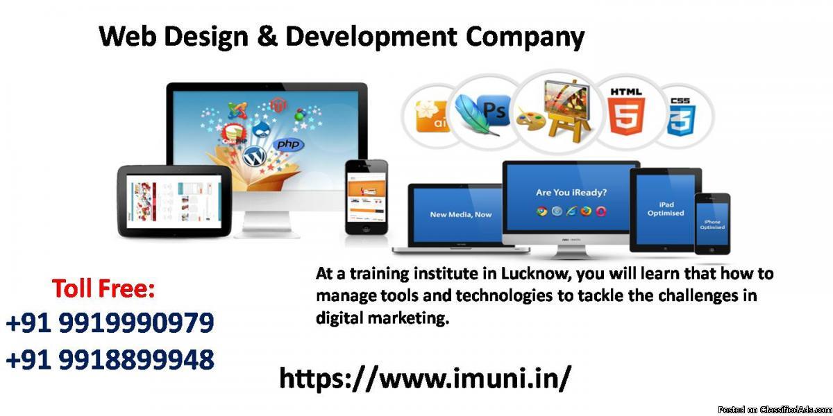 Web Design & Development Company Provide Service And