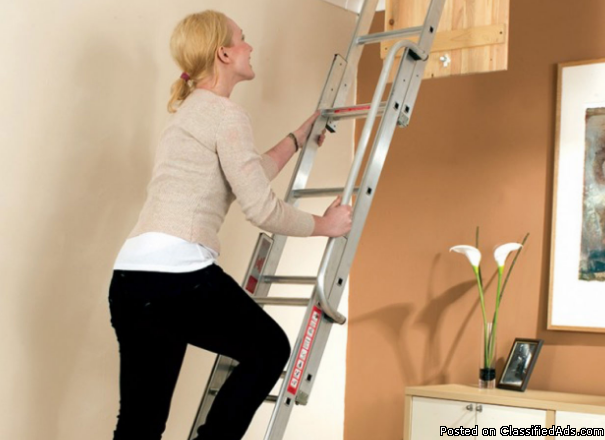 Best high quality Loft Ladders in Uk
