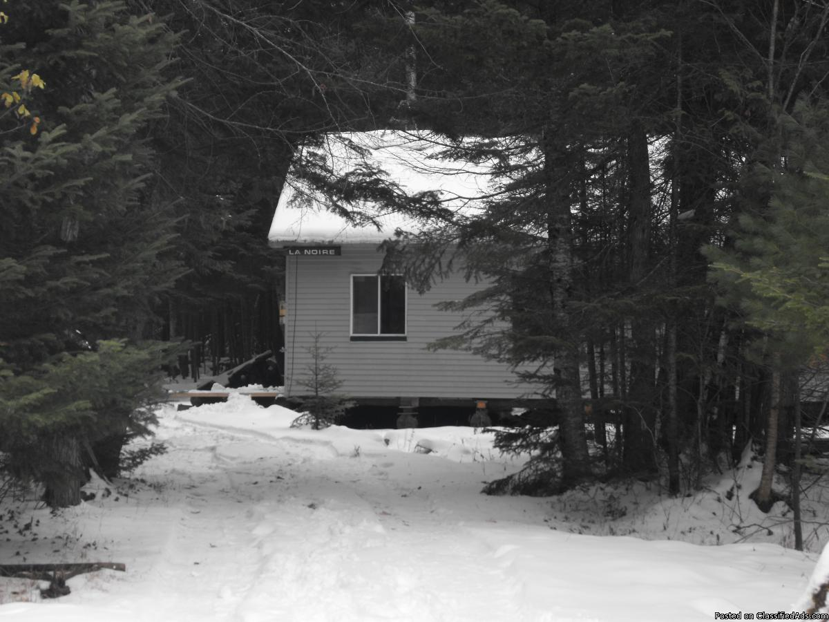 Camp for sale with lease