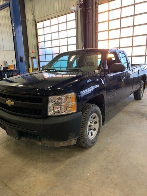 Chevrolet Silverado  Work Truck