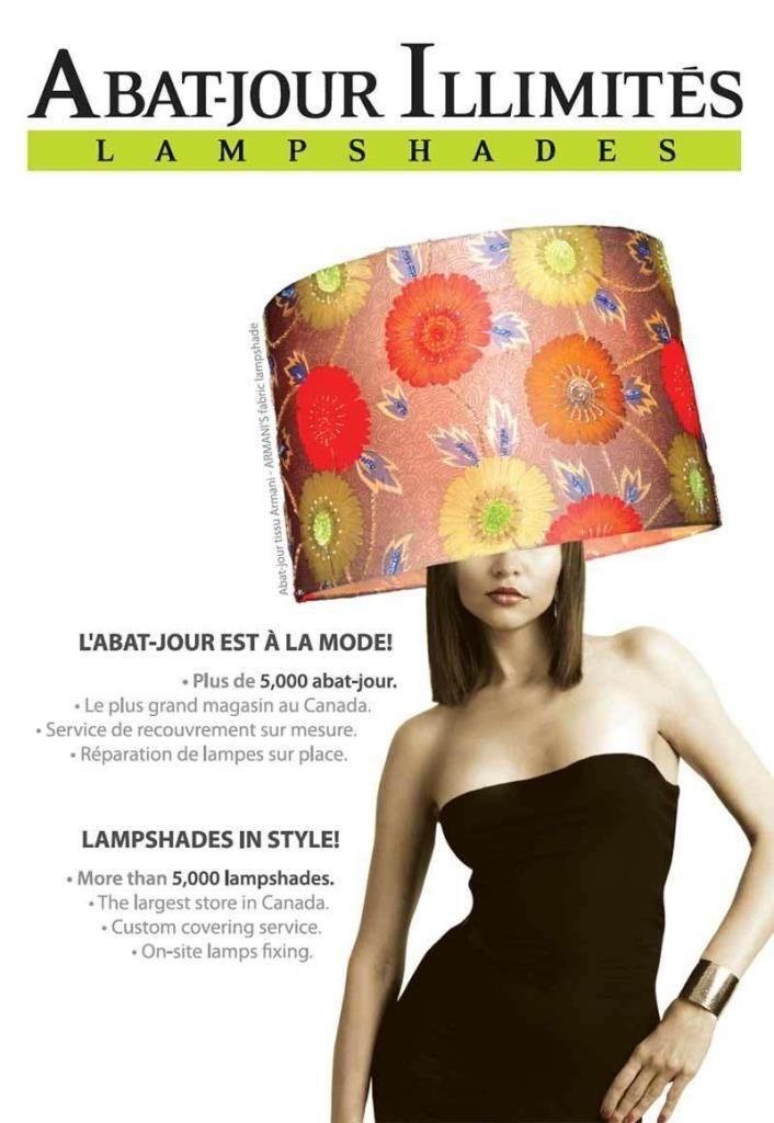 Store Abat-Jour Illimites for sale