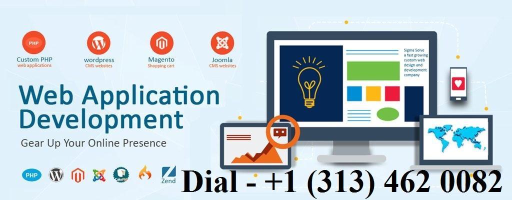 Web App Development Company in USA