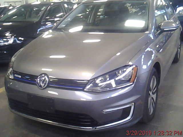 VW E-GOLF SE ELECTRIC