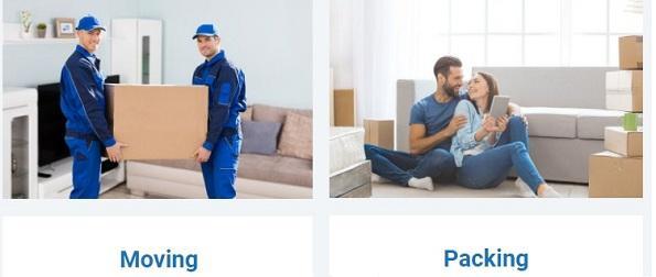 Commercial Moving Company | Calgary | Cargomoverscanada.com