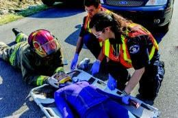 Emergency Medical Responder full course (Canadian Red Cross)