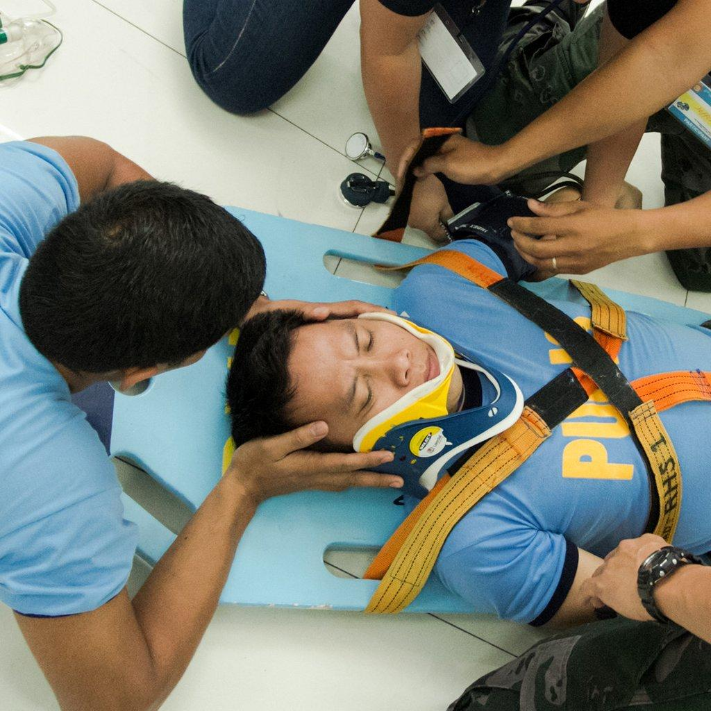 Occupational First Aid Level 3 course July 8 to