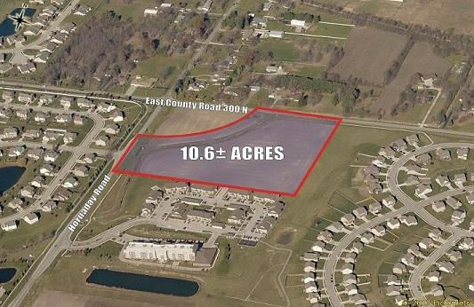 10.6+/- Acres of High-Profile Residential Dev. Land