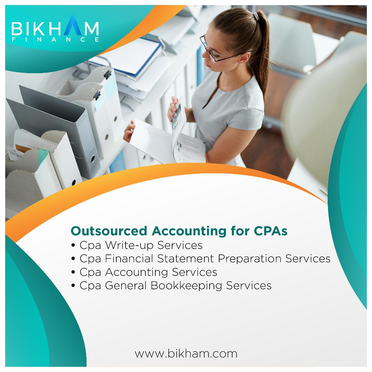 Outsourced Accounting for CPAs