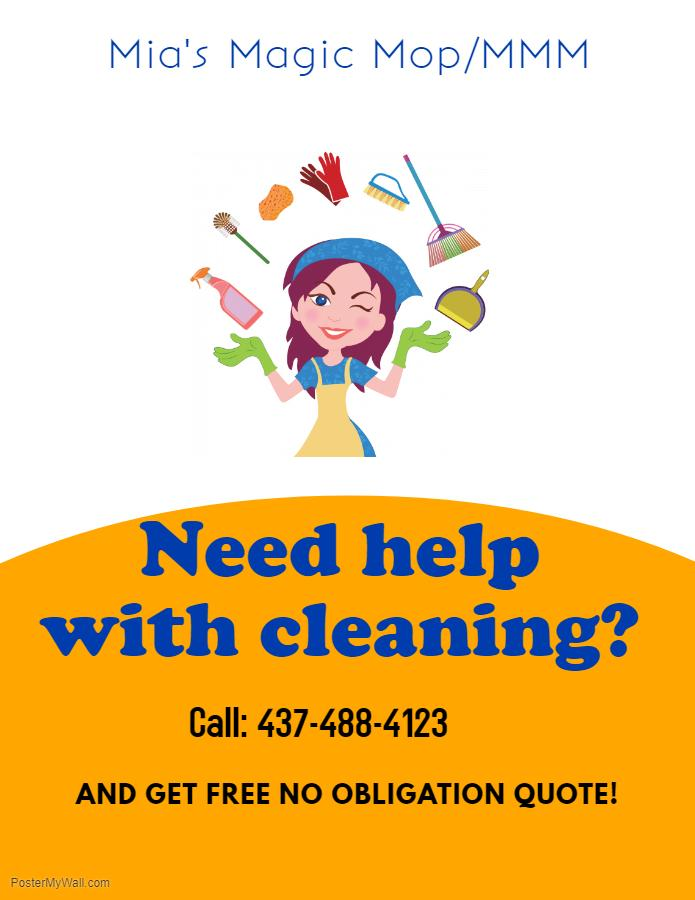 residential/commercial cleaning services