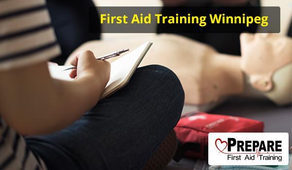 First Aid Training Winnipeg