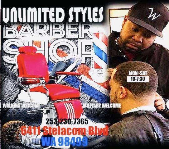 Hiring Barber ( Steilacoom Blvd.)