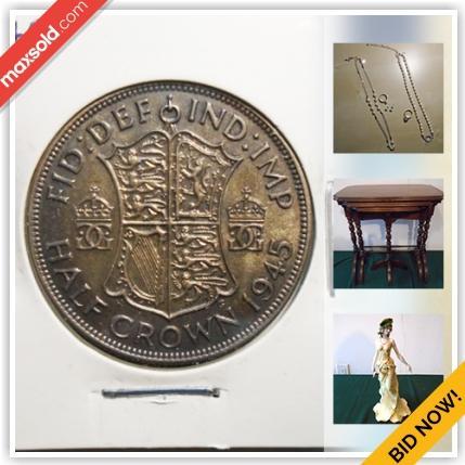 Newmarket Reseller Online Auction