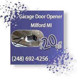 Garage Door Opener Milford MI