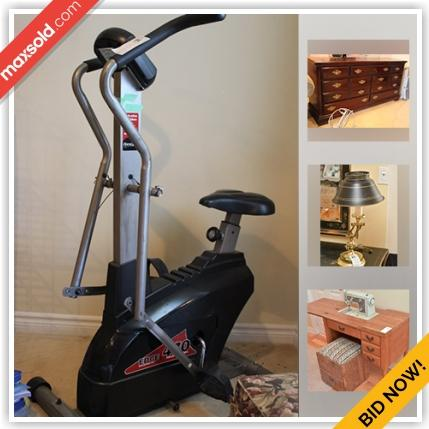 London Moving Online Auction