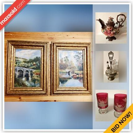 Toronto Downsizing Online Auction