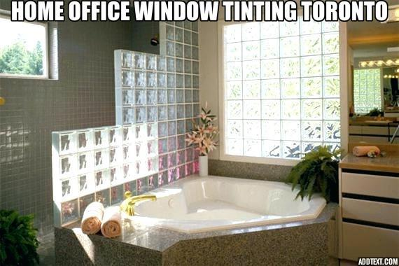 Glass window tinting in Toronto by Window Tint Team