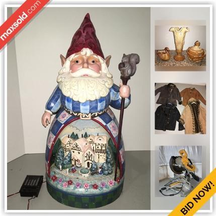 Churchville Moving Online Auction