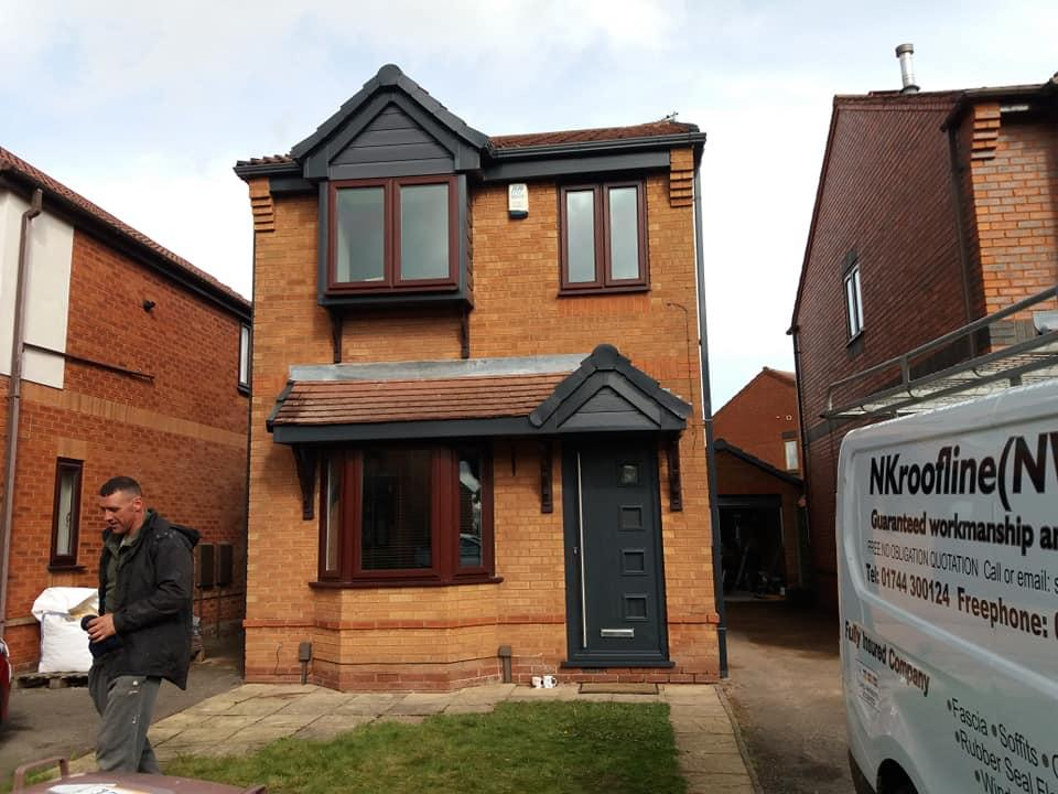 Cladding Roofing Services in Liverpool.