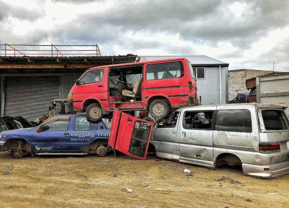 Fast Car removal In Perth