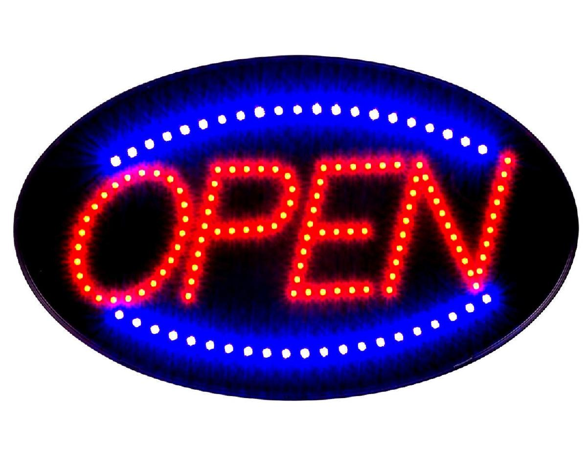 ~ OPEN LED SIGN ~ ULTRA BRIGHT HIGH VISIBILITY BRAND NEW