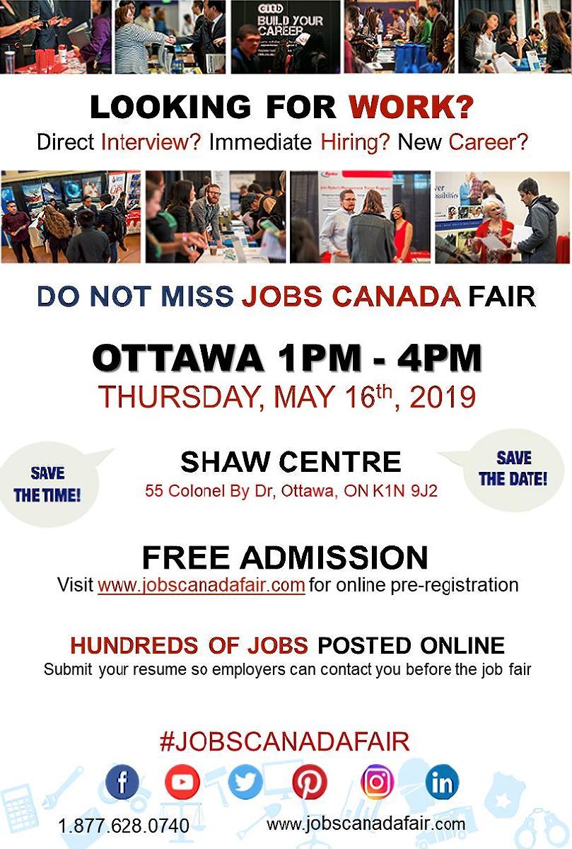 Ottawa Job Fair