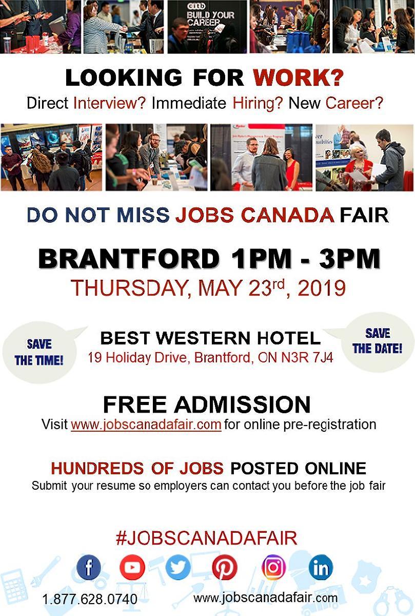 Brantford Job Fair
