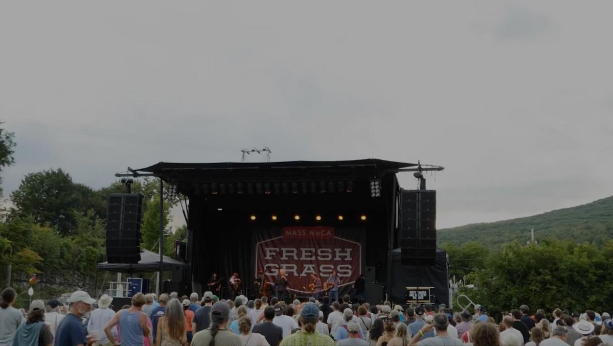 FreshGrass Music Festival in USA  September,