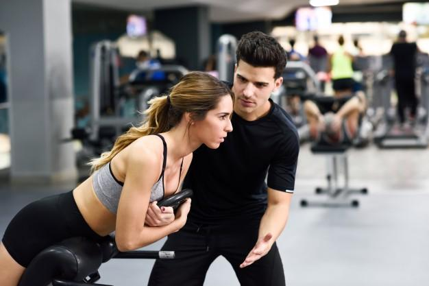Fitness Goals With A Personal Trainer | Crux Fitness