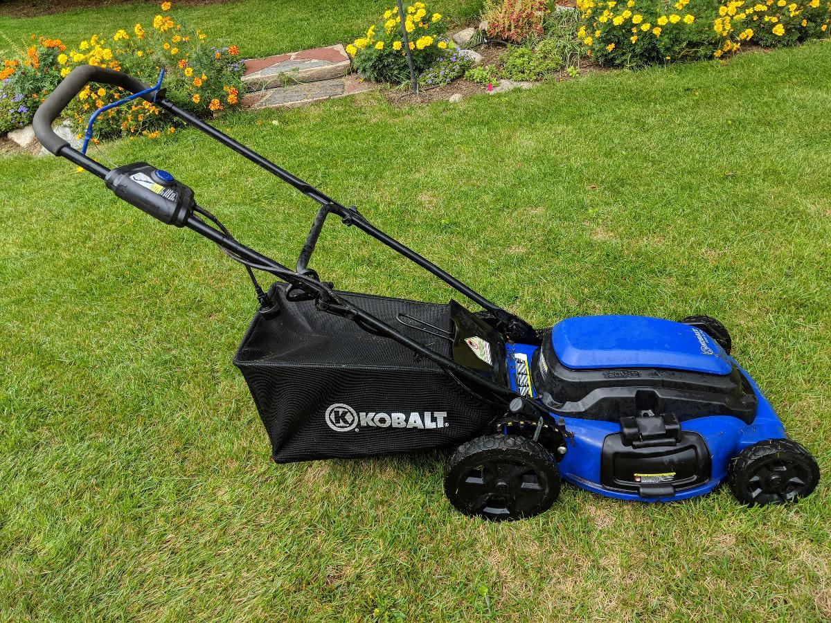 Roper lawn mower runs great | Posot Class