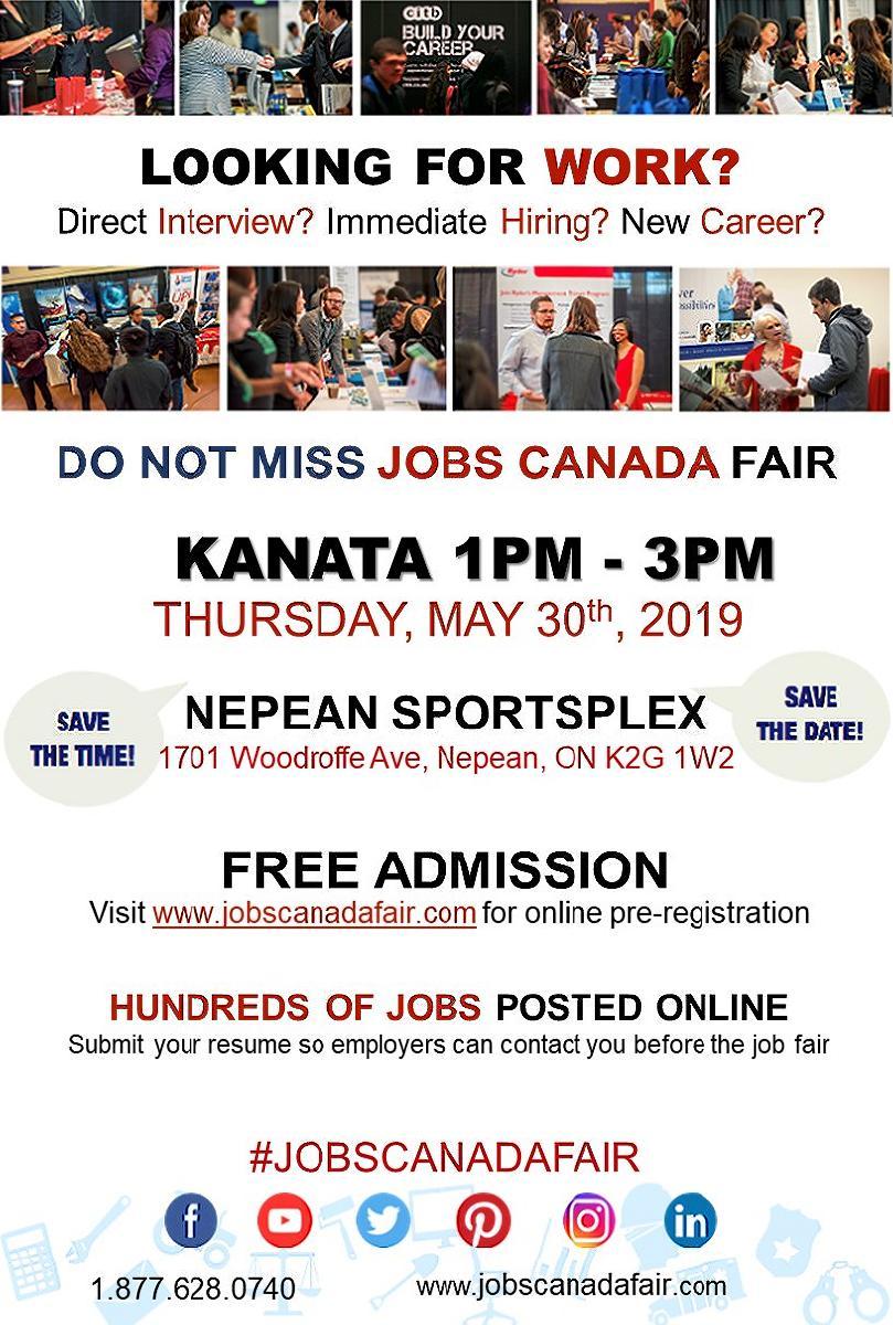 Kanata Job Fair