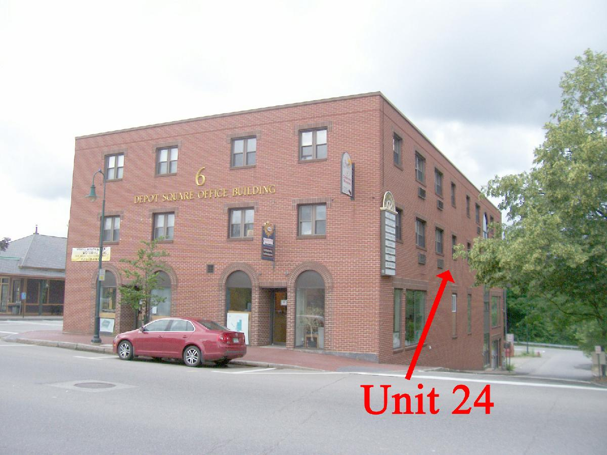 Unit 24 Very Affordable 468 SF commercial office space for