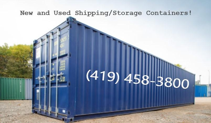 Storage containers Shipping! BUY Local