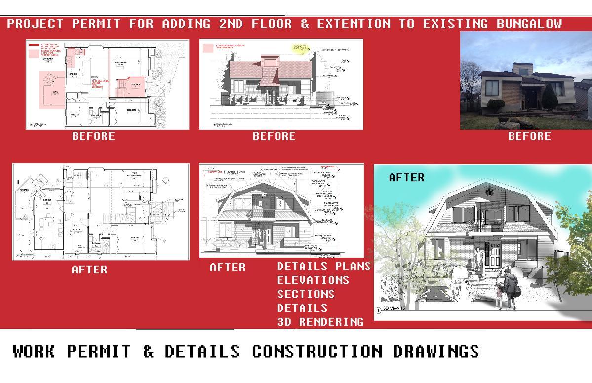 Architectural & Interior plans_ Permit & Occupancy